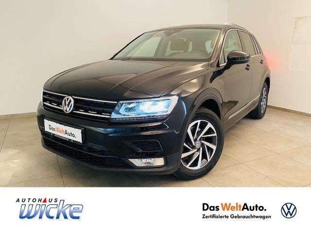 Volkswagen Tiguan 1.4 TSI DSG SOUND ACC LED Klimaauto, Jahr 2017, Benzin