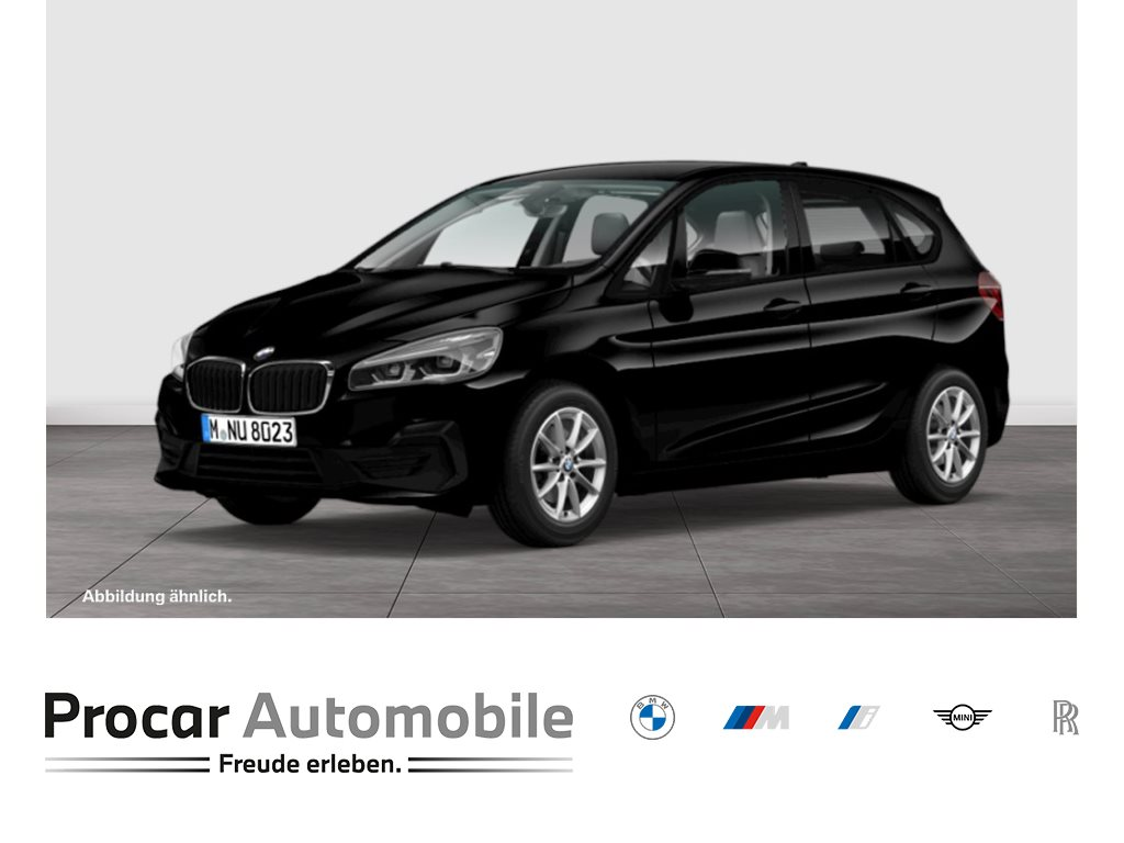BMW 218i Active Tourer DKG LED Klimaaut. RFK Shz, Jahr 2018, Benzin