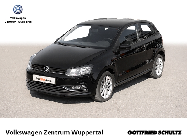 Volkswagen Polo 1,4 TDI Highline NAVI PDC SHZ LM ZV E-FENSTER, Jahr 2017, Benzin