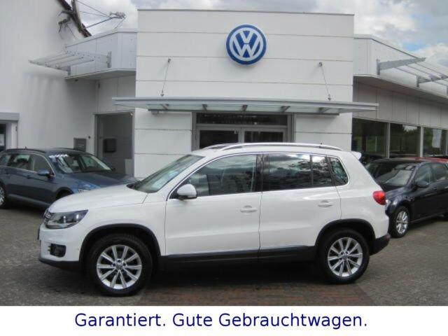 Volkswagen Tiguan 5N 2.0 TDI BMT Sport & Style Panorama GRA, Jahr 2013, Diesel
