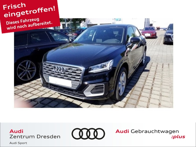 Audi Q2 sport ultra 1.0 TFSI LED-SW PDC.Navi, Jahr 2018, Benzin