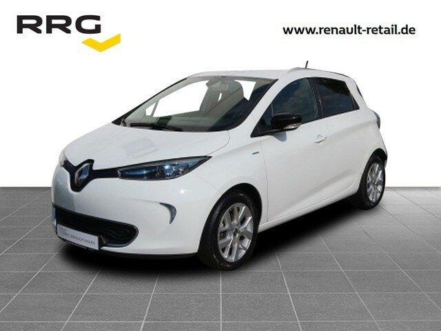 Renault ZOE LIMITED INKL. BATTERIE Navi, Klima Kleinwage, Jahr 2019, Elektro