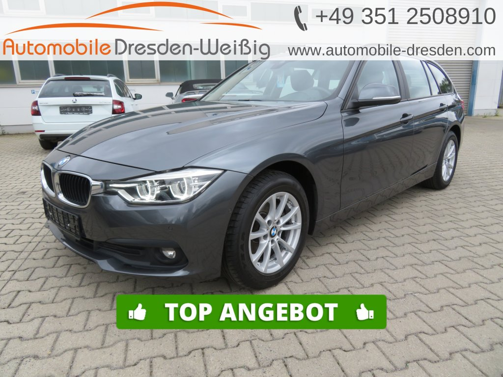 BMW 320 d Touring xDrive Advantage*Navi*ACC*LED*PDC*, Jahr 2018, Diesel