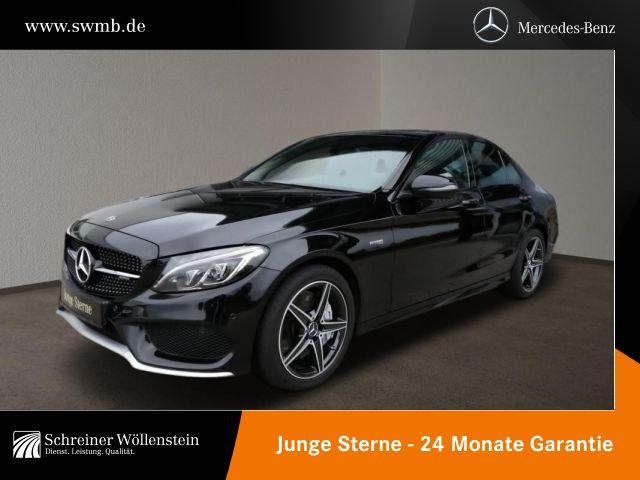 Mercedes-Benz AMG C 43 4M *LED*Kamera*Keyless*SHD*AMGAbGasan*, Jahr 2018, Benzin