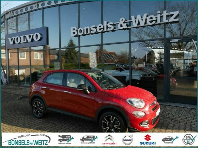 Fiat 500X CITY LOOK 1.6 E-torq POP STAR Schiebedach A, Jahr 2015, Benzin