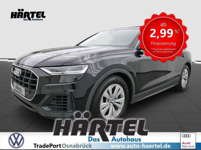Audi Q8 QUATTRO 45 TDI TIPTRONIC MILD HYBRID (+EURO6), Jahr 2020, Hybrid_Diesel