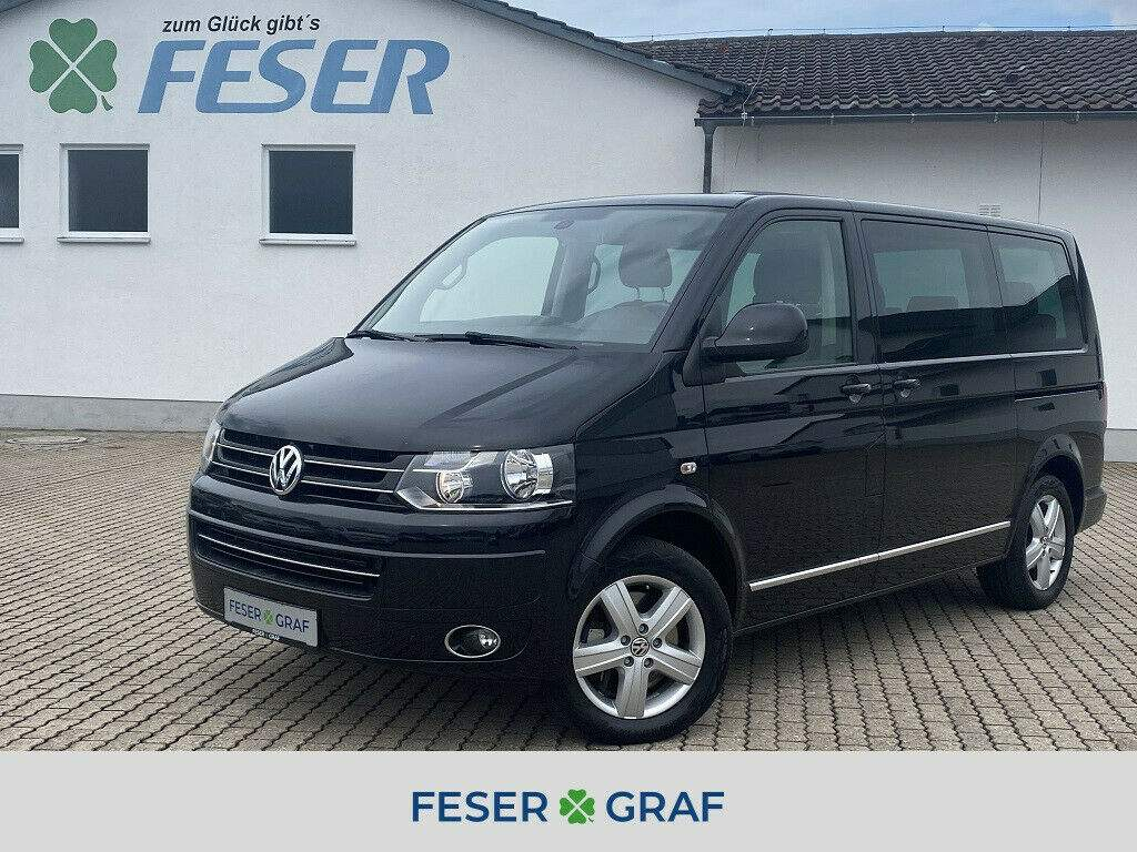 Volkswagen T5 Multivan 2,0 TDI DSG HIGHLINE NAVI/STDHZG/KAM, Jahr 2014, Diesel