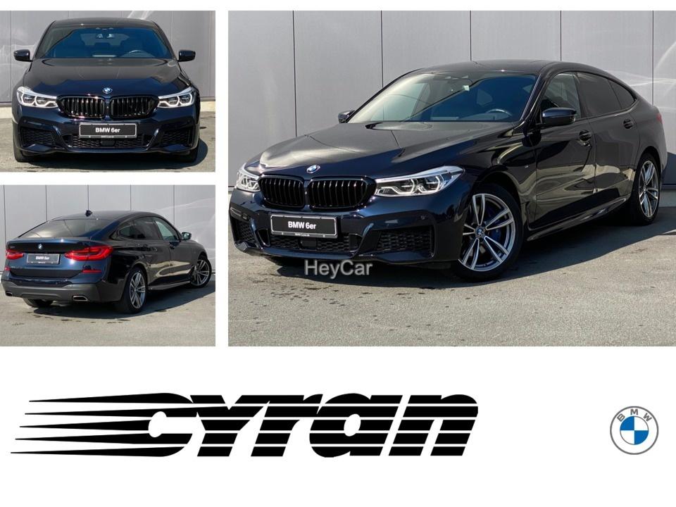 BMW 630 Gran Turismo GT xDrive A M-Paket Pano Dr.Ass.Plus HUD, Jahr 2018, Diesel