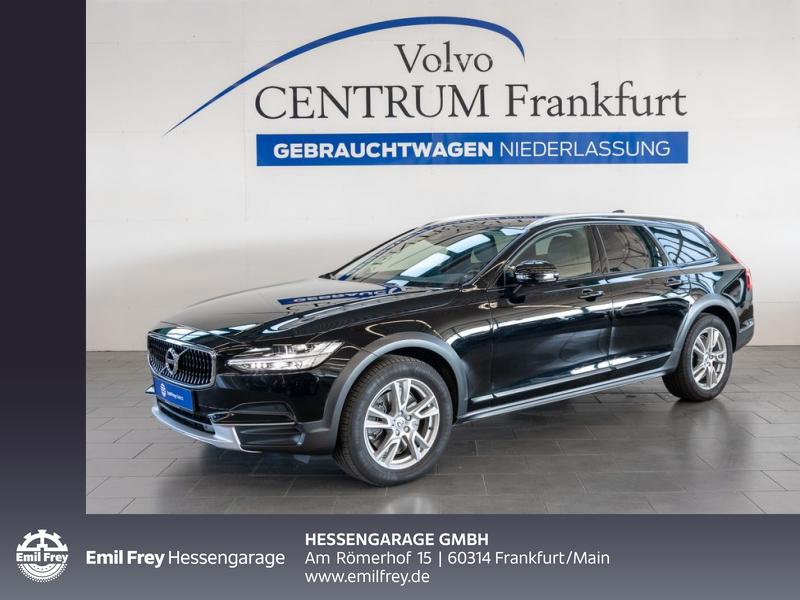 Volvo V90 Cross Country D4 AWD Aut Navi LED Apple 1Hand, Jahr 2018, Diesel