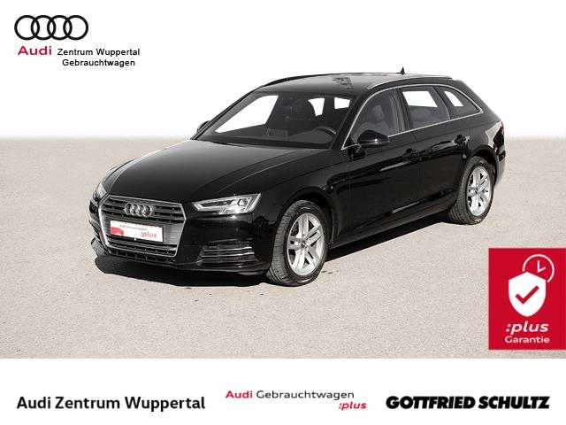Audi A4 Avant 1.4TFSI KEYLESS CONNECT LED NAV MUFU SHZ VO HI BT 17ZOLL Sport, Jahr 2018, Benzin
