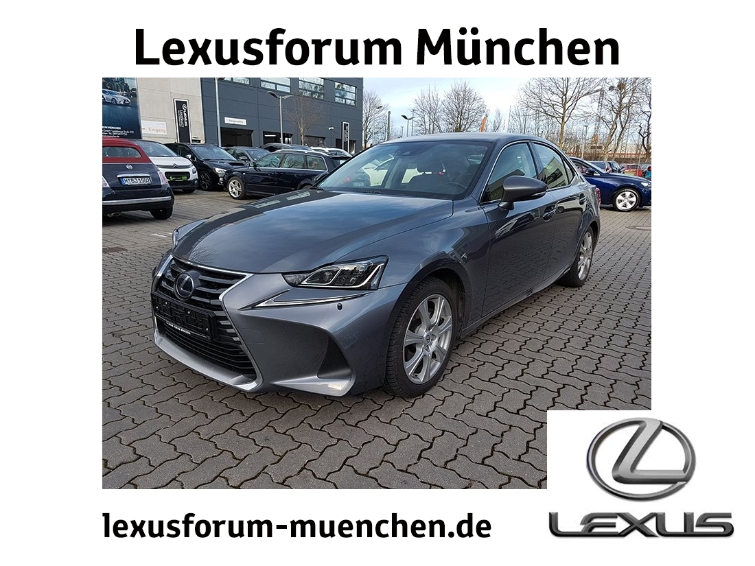 Lexus IS 300h Luxury Line *Big Deal+5nJ-Garantie, Jahr 2016, Hybrid