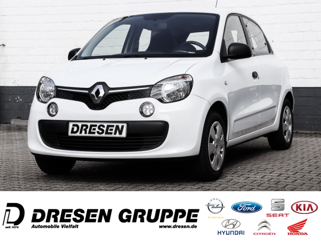 Renault Twingo Expression 1.0 *KLIMAANLAGE* LED-TAGFAHRLICHT ISOFIX, Jahr 2014, Benzin