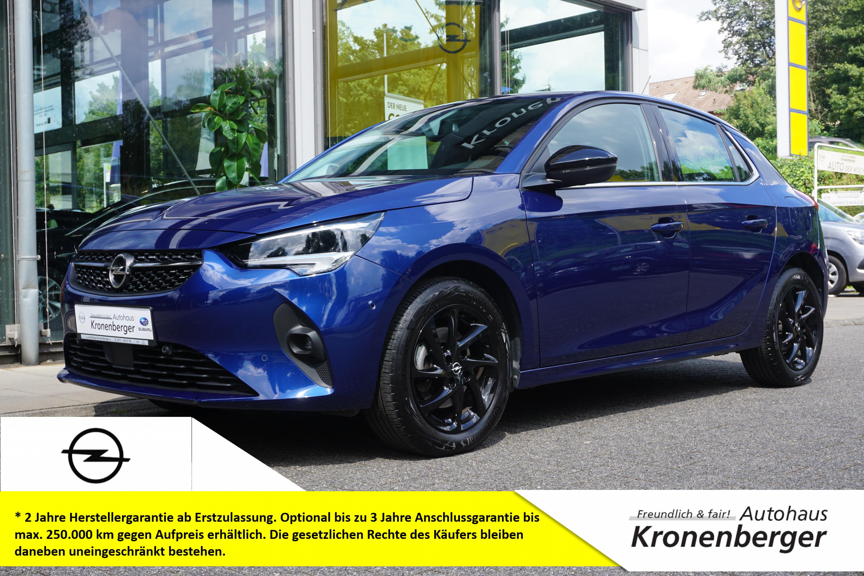 Opel Corsa F 1.2 Elegance Rückfahrkamera, Jahr 2020, Benzin