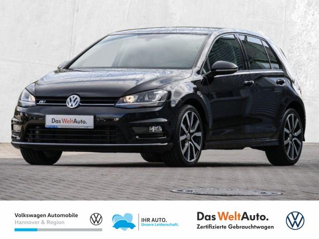 Volkswagen Golf VII 1.4 TSI R-Line Highline PDC SHZ Leder LM, Jahr 2014, Benzin