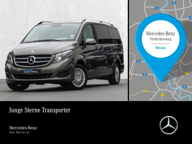 Mercedes-Benz V 250 BlueTEC 4MATIC EDITION Navi 6-Sitzer TOP, Jahr 2015, diesel