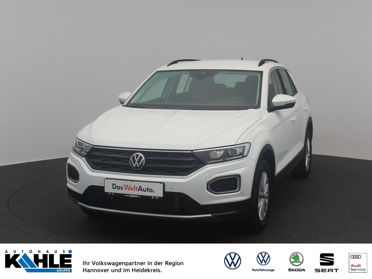 Volkswagen T-Roc 1.0 TSI Style Klima LED Ready2 Discover Dachreling Sitzh. PDC ACC, Jahr 2021, Benzin