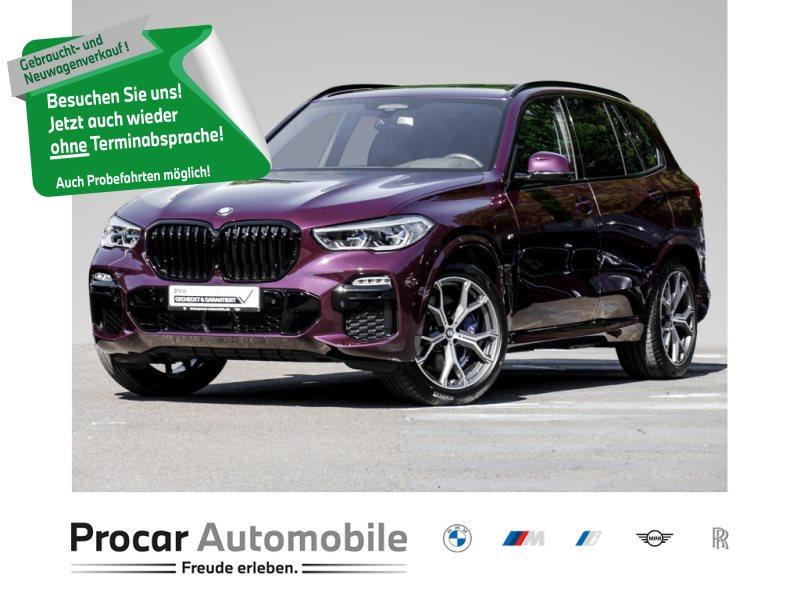 BMW X5 xDrive45e 50 JAHRE BMW BANK AKTION AB 0,01% FINANZIERUNG!!, Jahr 2020, Hybrid