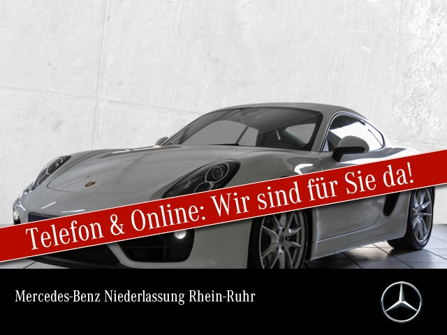 Porsche CAYMAN 2.7 COUPE, Jahr 2015, Benzin