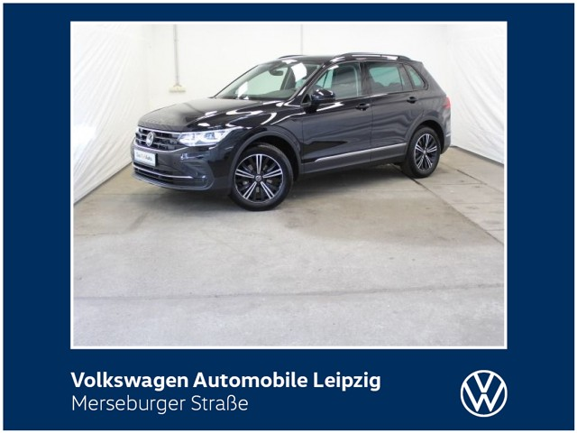Volkswagen Tiguan 1.5 TSI Life *ACC*LED*DSG*Navi*SHZ*, Jahr 2020, Benzin