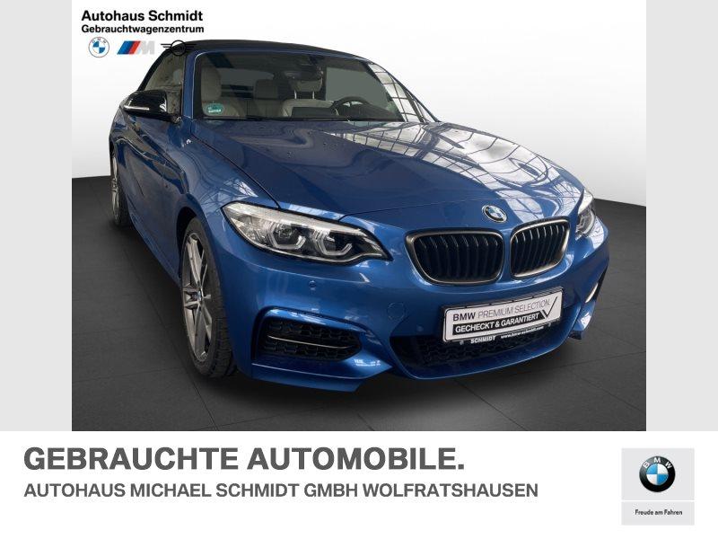 BMW M240i DAB*Harman Kardon*Memory*Kamera*M Fahrwerk*, Jahr 2020, Benzin