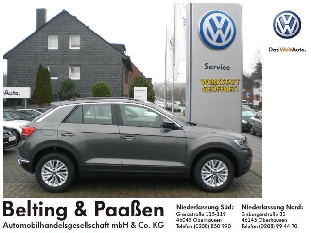 Volkswagen T-Roc Advance 1.5 TSI BMT DSG NAVI LED AHK ACC B, Jahr 2020, Benzin