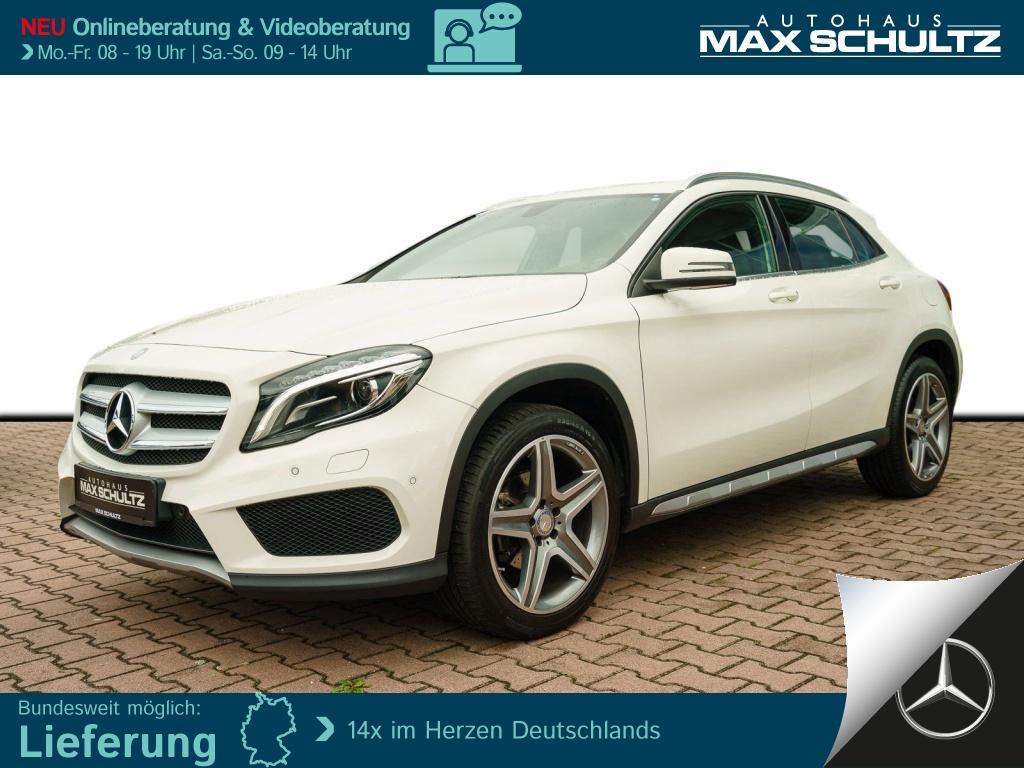Mercedes-Benz GLA 200 AMG-Line*BI-XENON*PDC*OFF-ROAD FAHRWERK, Jahr 2015, Benzin