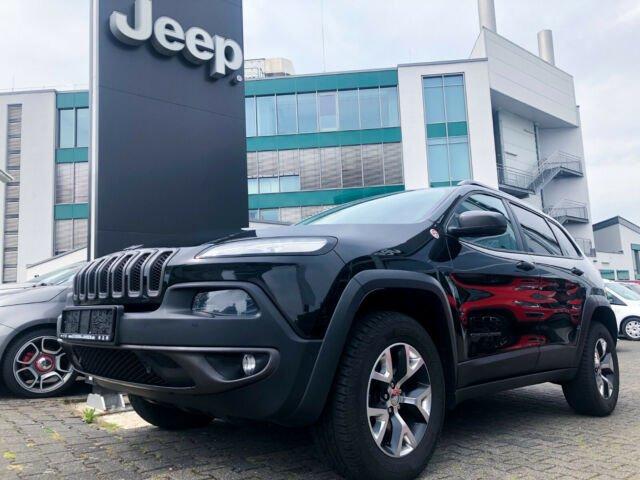 Jeep Cherokee 3.2l V6 Pentastar Trailhawk, Jahr 2014, Benzin