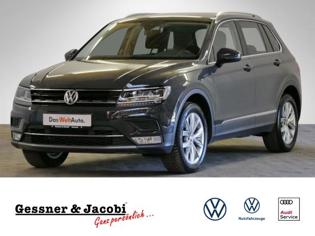 Volkswagen Tiguan Highline 4Motion 2.0 TSI BMT EU6 AHK Navi, Jahr 2017, Benzin