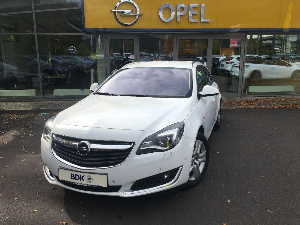 Opel Insignia 2.0 CDTI AHK *24 M. Garantie*, Jahr 2016, Diesel