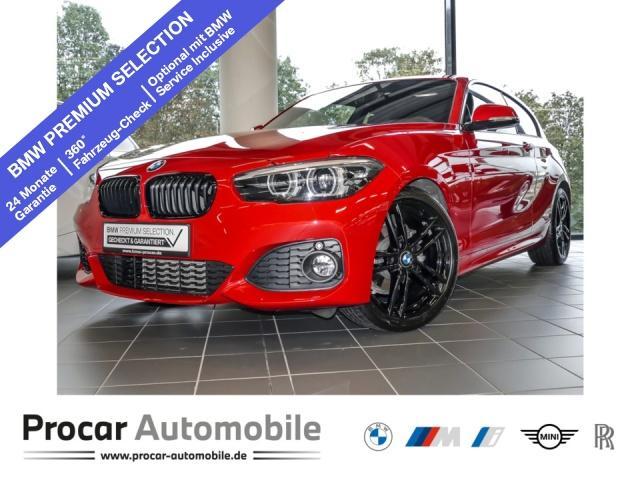 BMW 118i Edition M Sport Aut. Navi LEAS ab 299,-Euro, Jahr 2019, Benzin