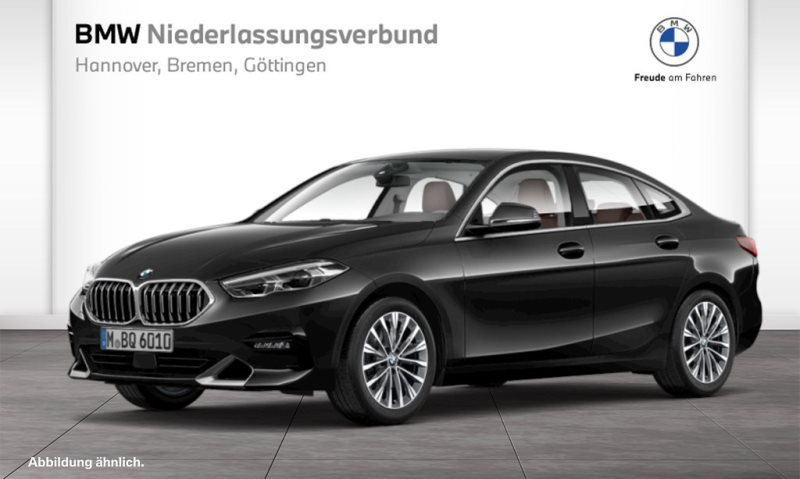 BMW 218i Gran Coupé Luxury Line HiFi LED Tempomat, Jahr 2020, Benzin