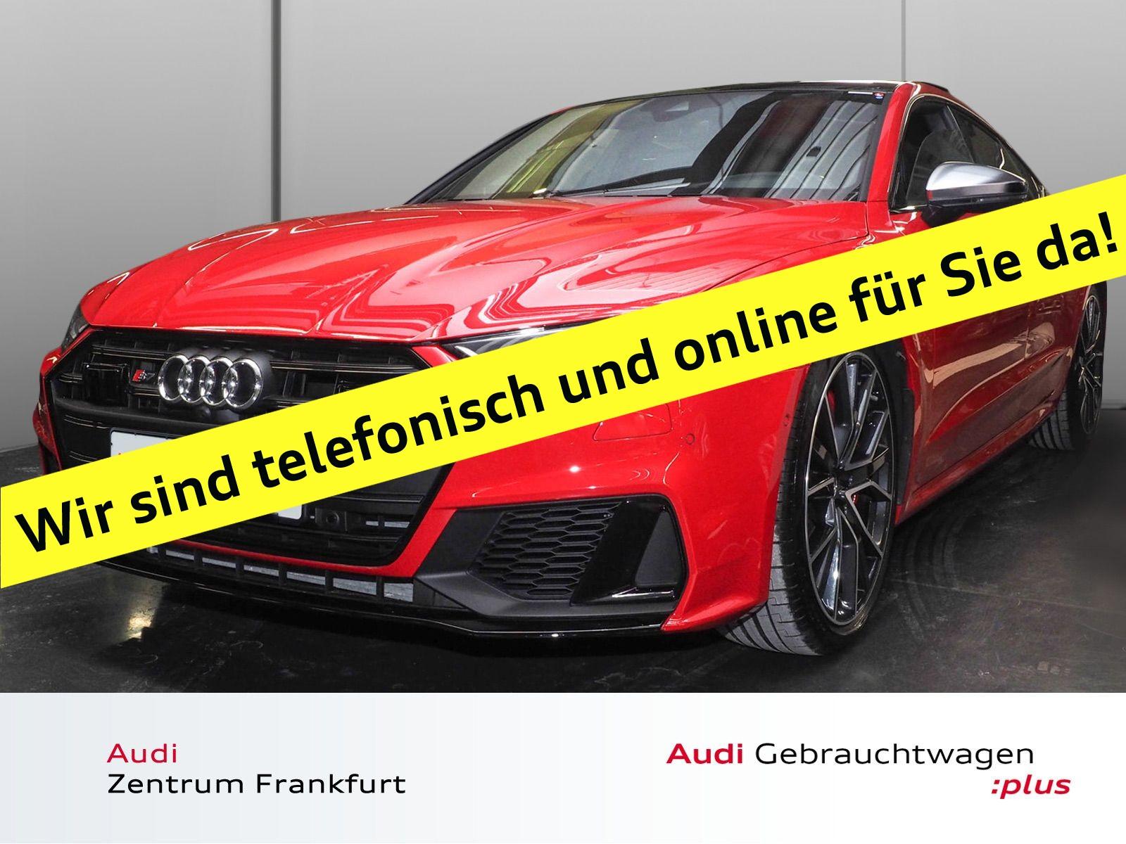 Audi S7 Sportback TDI quattro tiptronic HD Matrix-LED Standheizung Pano B&O, Jahr 2019, Diesel