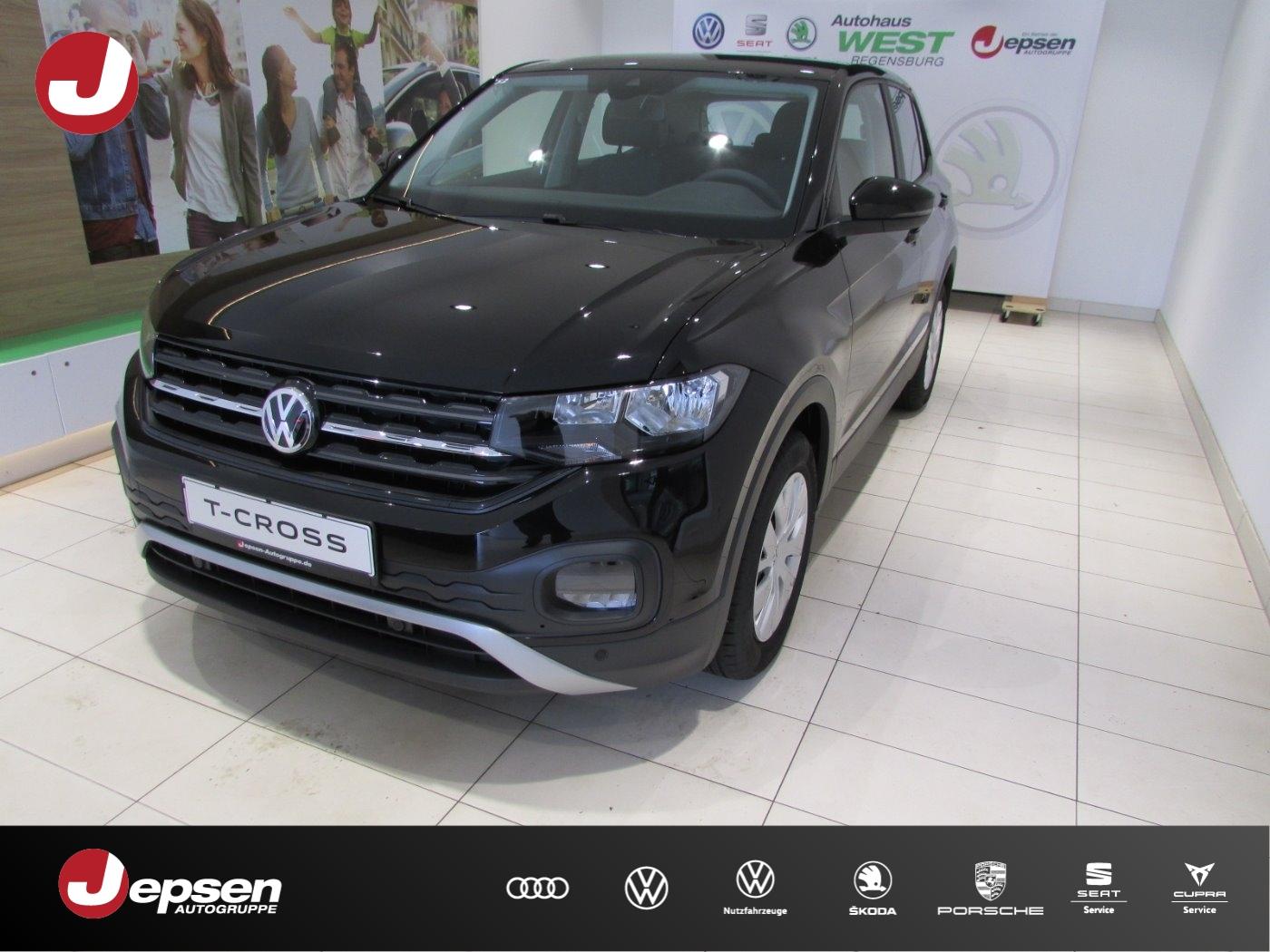 Volkswagen T-Cross 1.0 l TSI OPF 70 kW (95 PS) 5-Gang /KLIM, Jahr 2020, Benzin