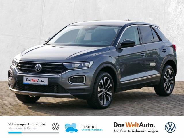 Volkswagen T-ROC 2.0 TDI DSG Style Navi LED ACC PDC SHZ ActiveInfo, Jahr 2020, Diesel