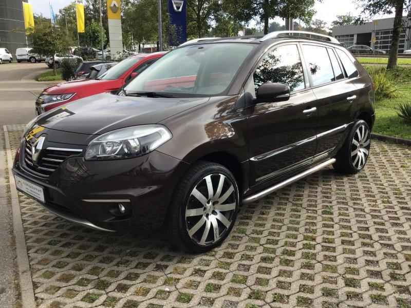 Renault Koleos 2.0 dCi 175 FAP EU5 Night&Day 4x4, Jahr 2014, Diesel