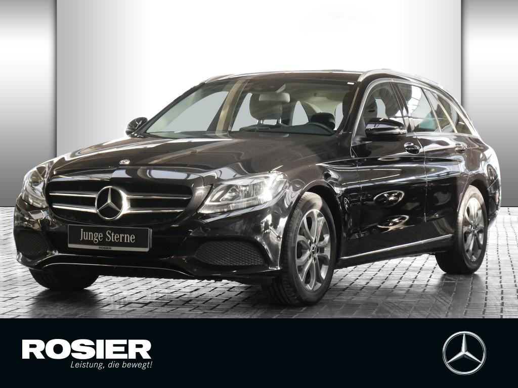 Mercedes-Benz C 220 d T Avantgarde, Jahr 2018, Diesel