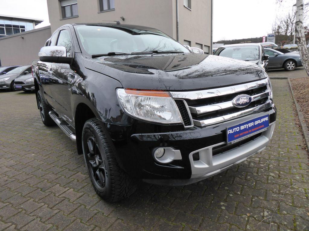 Ford Ranger Extra Limited, Jahr 2015, Diesel