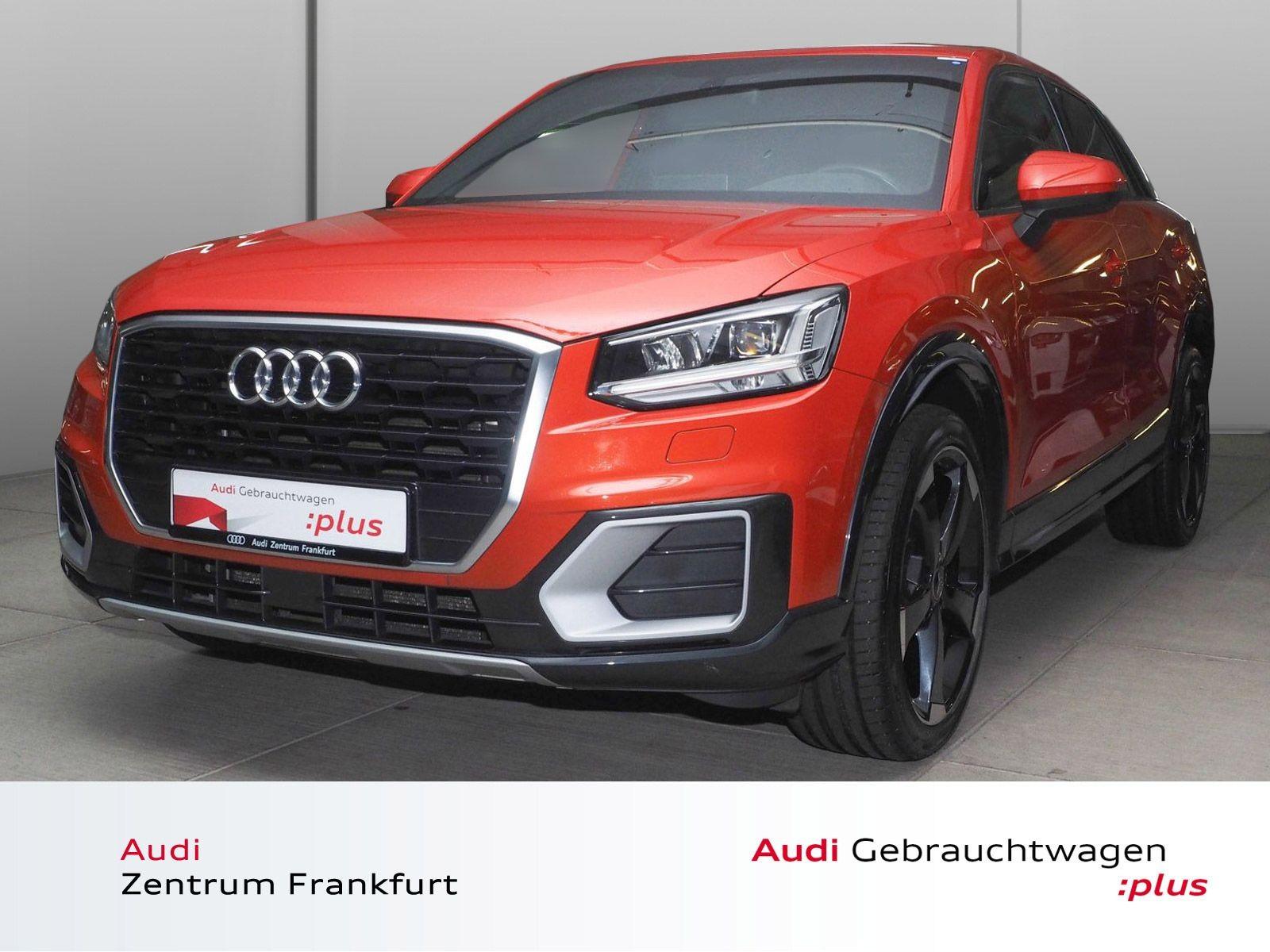 Audi Q2 1.4 TFSI Design VC Navi LED Bluetooth PDC Sitzheizung, Jahr 2018, Benzin