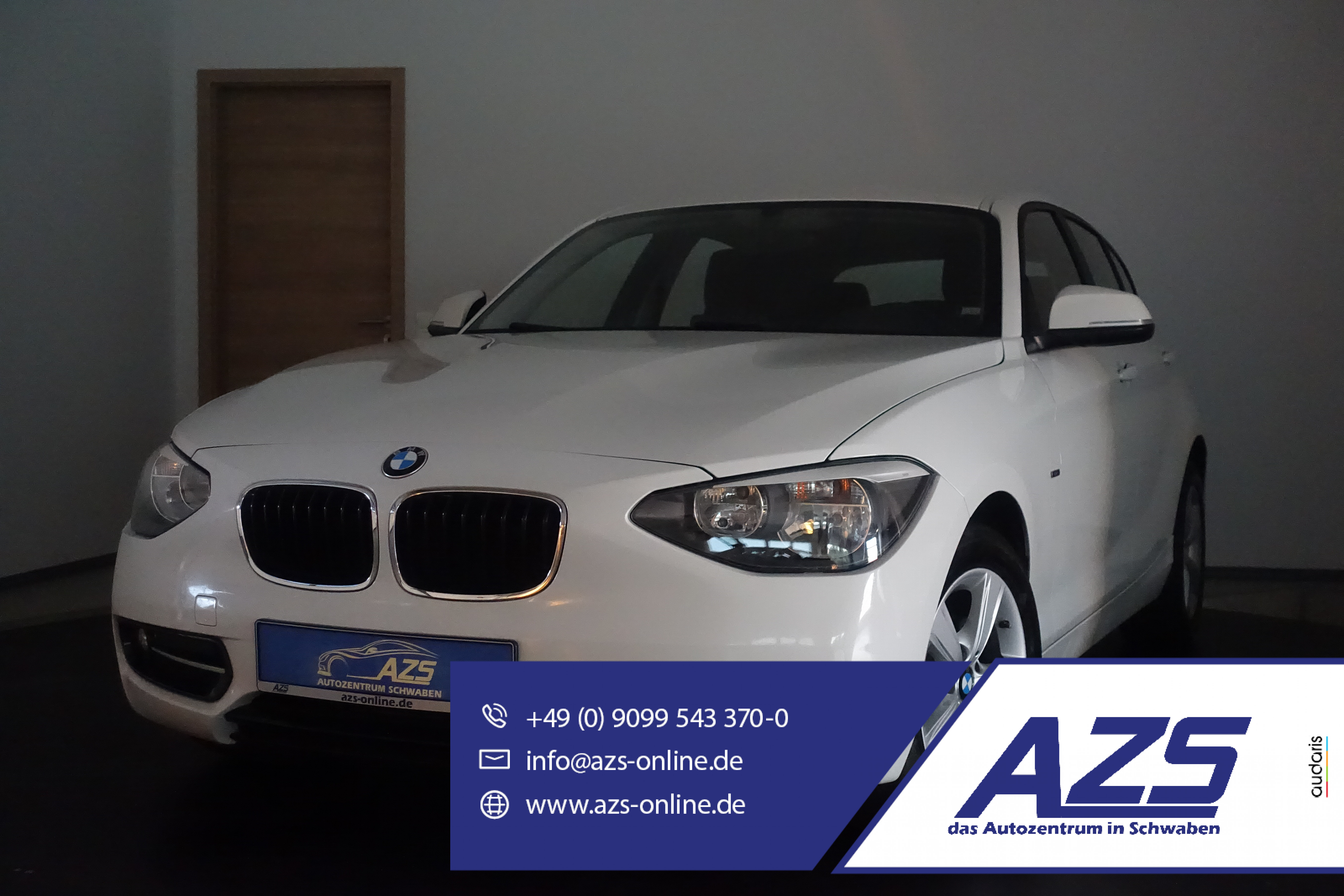 BMW 116i Sport-Line | Sportsitze | PDC | Sitzheizung, Jahr 2015, Benzin
