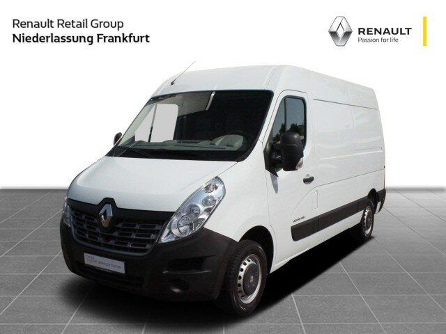 Renault MASTER KASTEN L2H2 dCi 125 3,5t Klang- & Klima,, Jahr 2016, Diesel