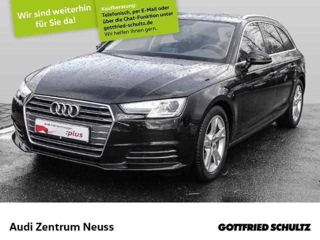Audi A4 Avant sport 2.0 TDI Clim, NAV, SHZ, PDC Vo Hi, Sport, Jahr 2015, Diesel