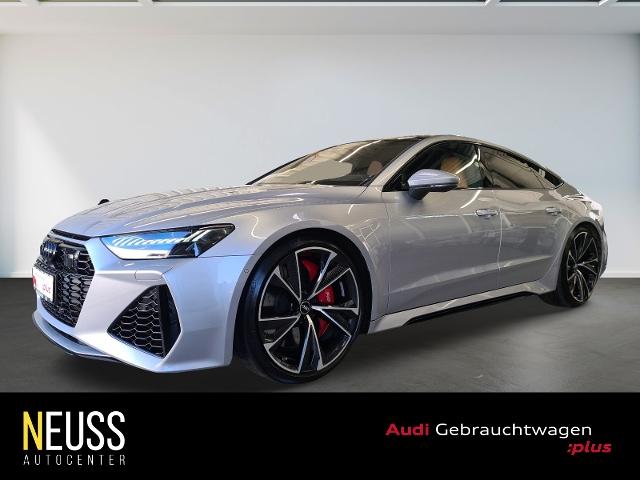 Audi RS 7 Sportback 4.0 TFSI quattro 360°+PANO+HUD, Jahr 2020, Benzin
