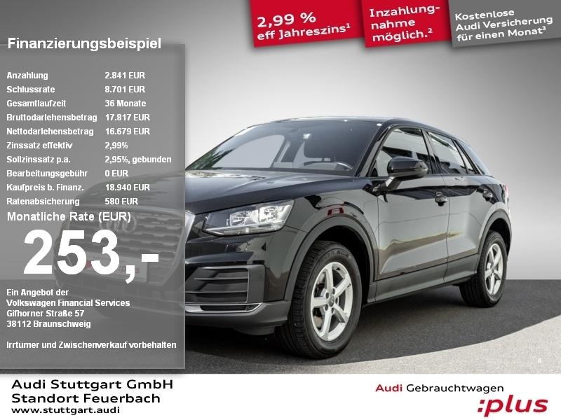 Audi Q2 1.0 TFSI Standheizung PDC, Jahr 2018, Benzin