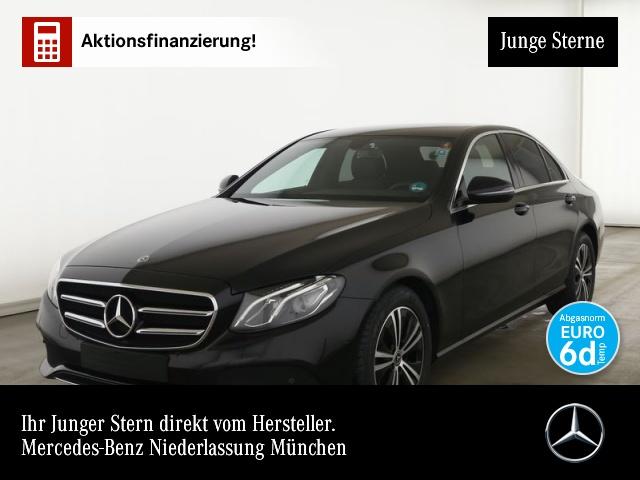 Mercedes-Benz E 200 d Avantgarde LED Kamera Totwinkel PTS 9G, Jahr 2020, Diesel