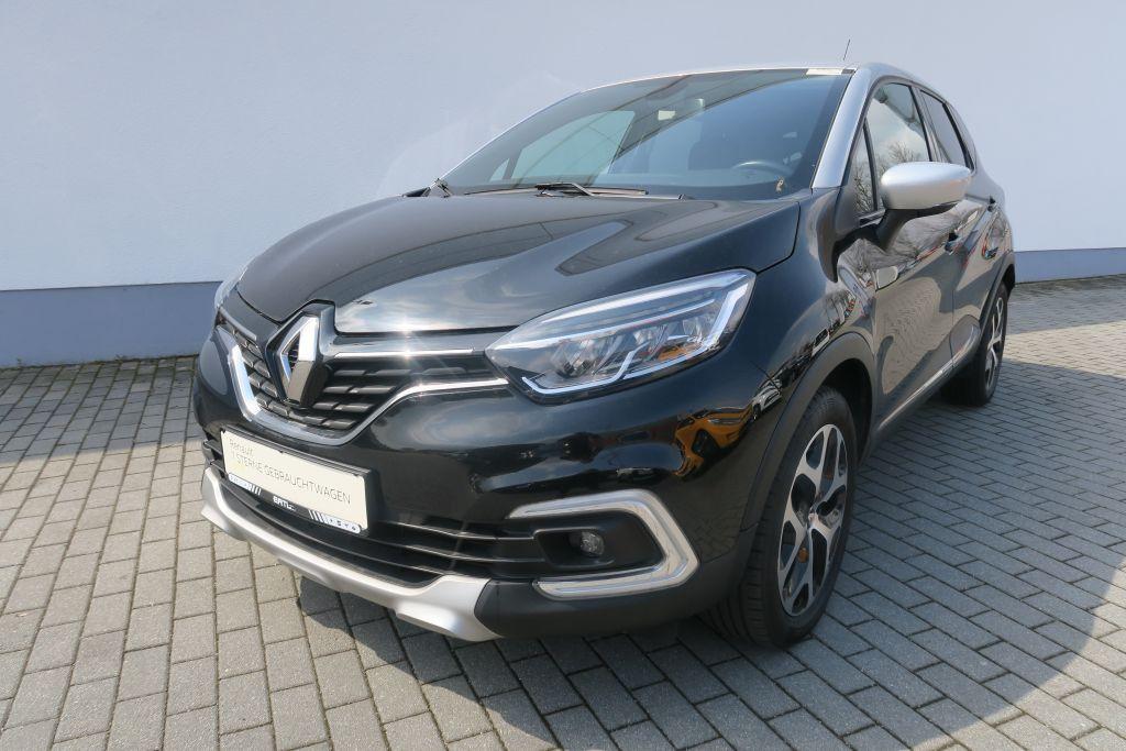 Renault Captur INTENS dCi 90 - NAVI+SITZHEIZUNG+AHK, Jahr 2018, Diesel