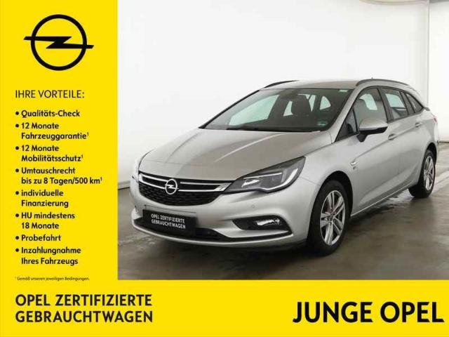 Opel Astra K 1.4 ST 120 Jahre AUT+NAV+PDC+SHZ+RFK+AGR, Jahr 2019, Benzin