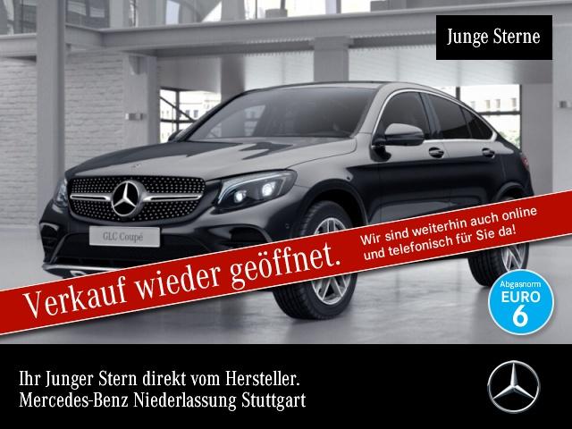 Mercedes-Benz GLC 300 Cp. 4M AMG 360° COMAND ILS LED SHD PTS 9G, Jahr 2016, Benzin