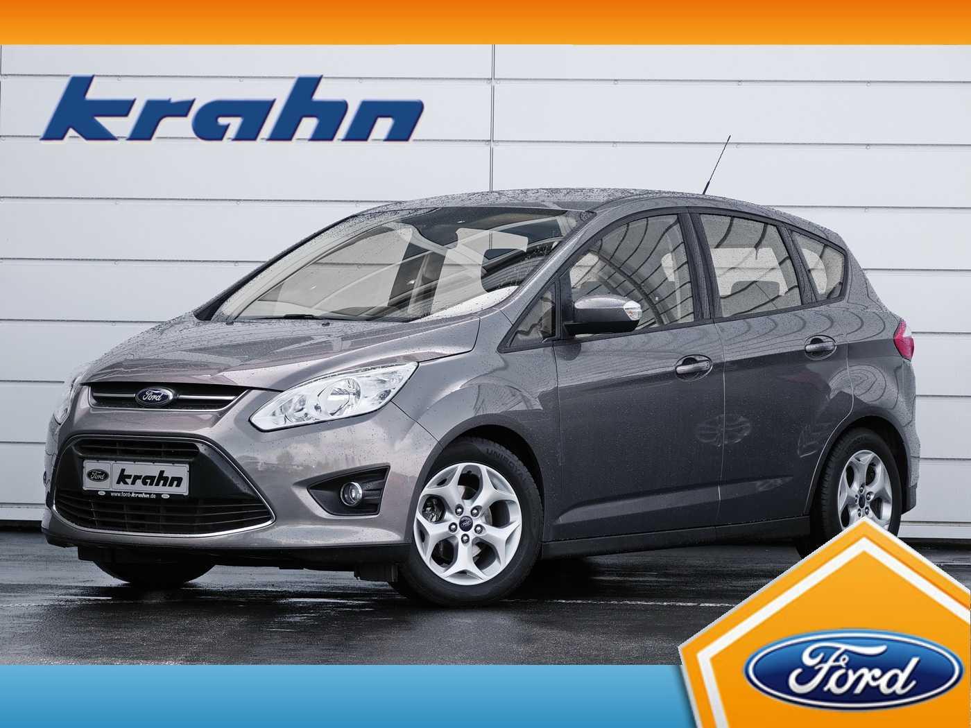Ford C-Max 1.0 Trend | PARK-PILOT | KLIMA | BLUETOOTH, Jahr 2014, Benzin