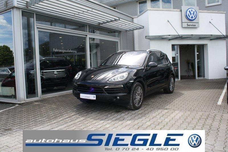 Porsche Cayenne S Diesel*Navi*Luftfederung*Xenon*SSD, Jahr 2013, Diesel