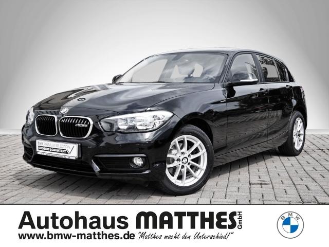 BMW 118 i Advantage, Jahr 2018, Benzin
